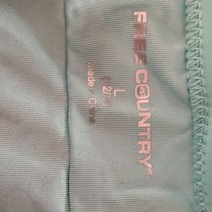 Free Country Swim - Women's L Free Country Tank and Shorts Swimwear